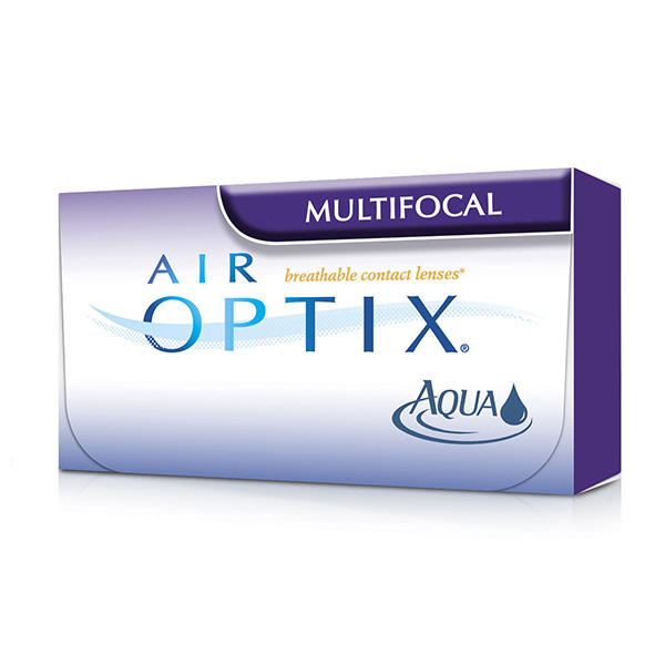 Air Optix Aqua MultoFocal